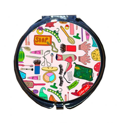 Selina-Jayne Girly Limited Edition Compact Mirror